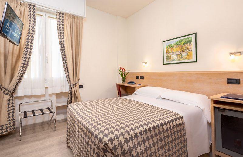 hotel santa margherita ligure camera singola vista giardino