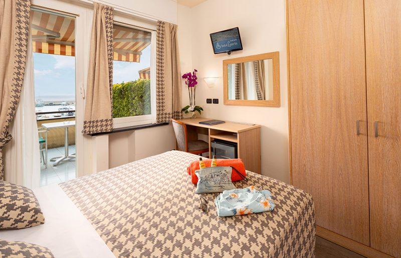 hotel santa margherita ligure camera singola camera-singola vista mare e balcone